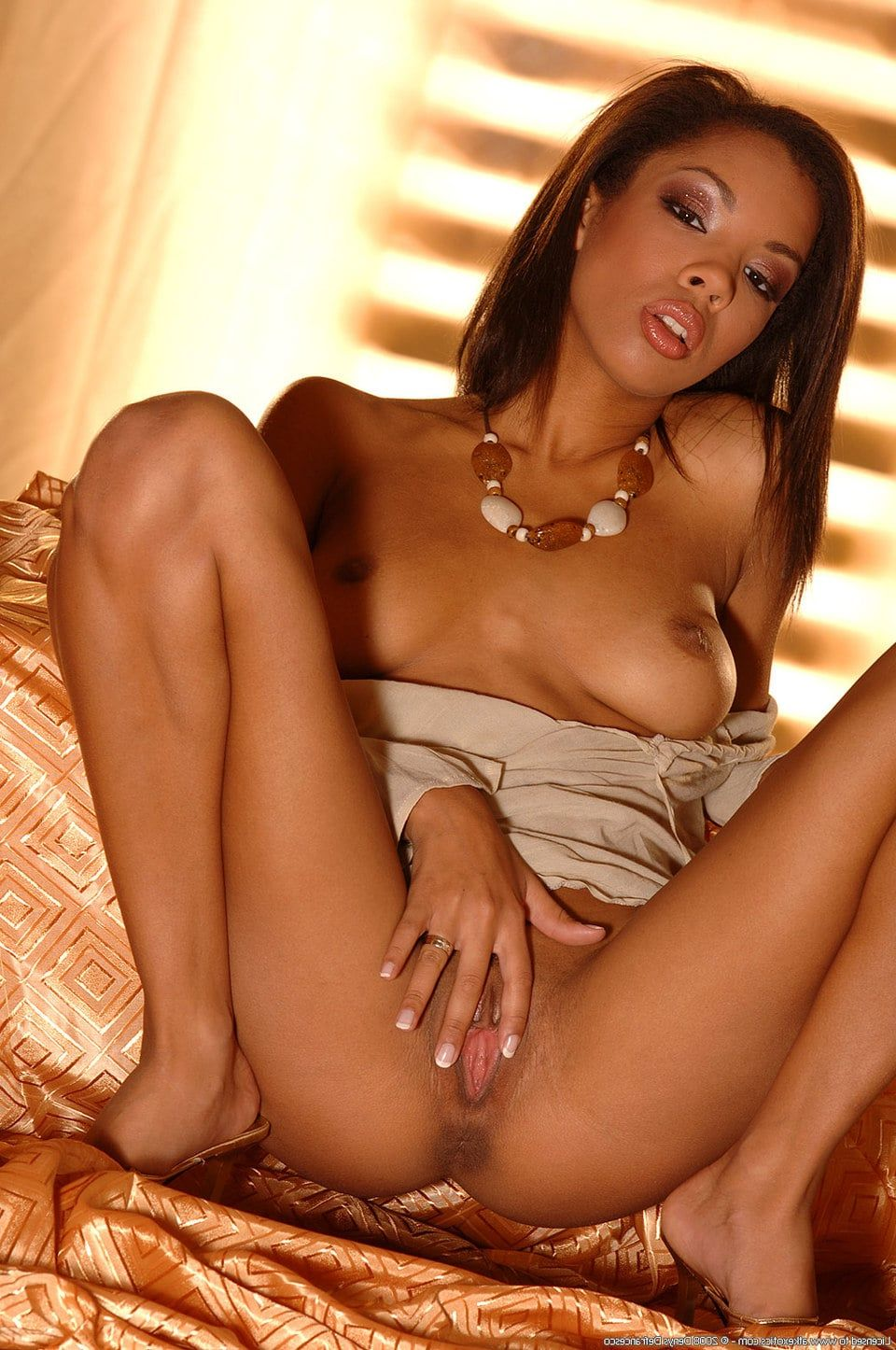 black girl model porn