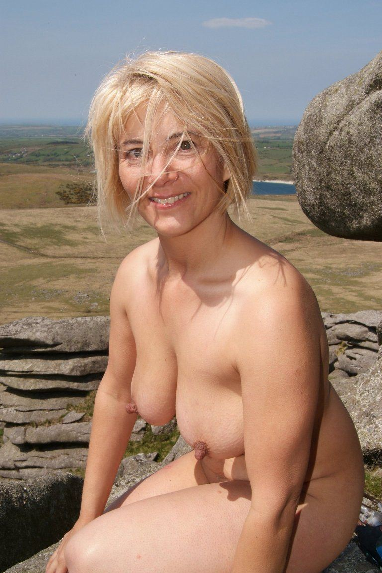 Right vintage mature nipples