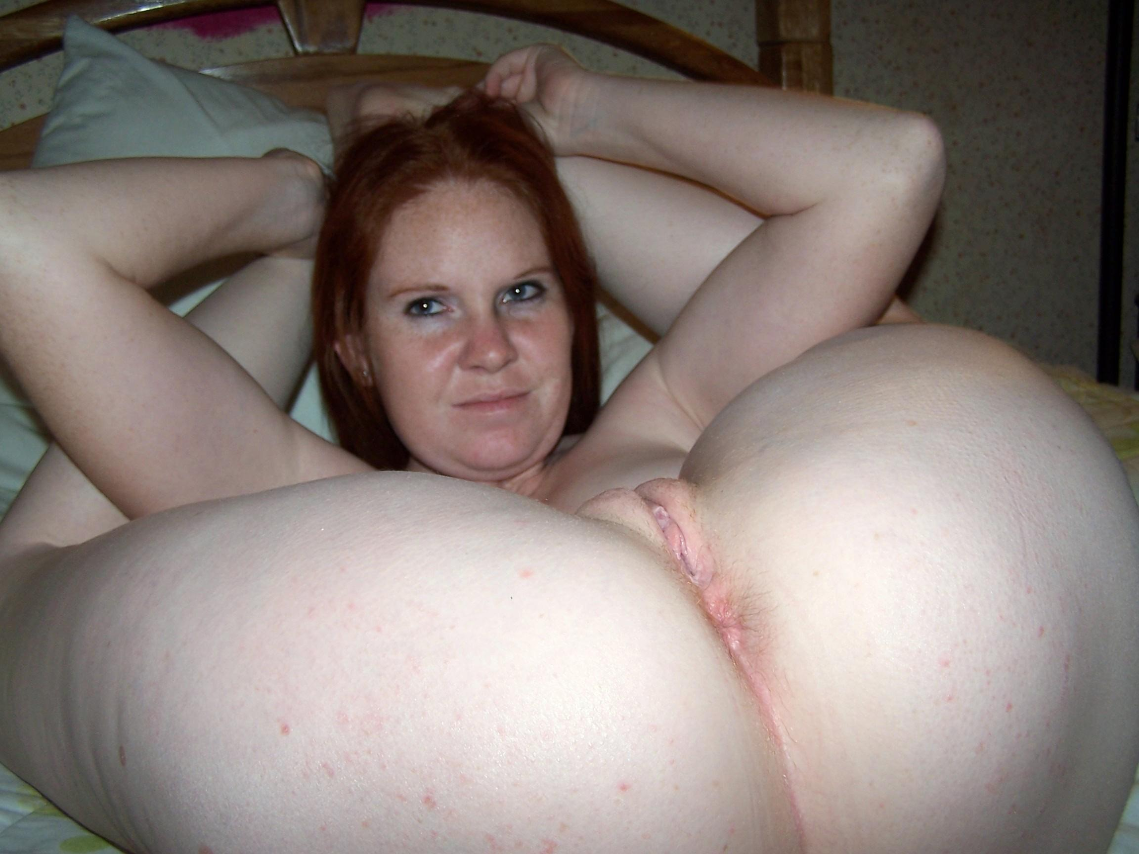 Her amature redhead fuck was that