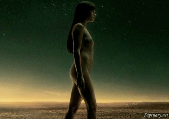 malin akerman nude in the watchmen