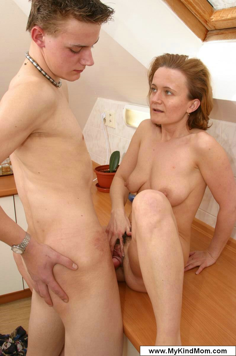 image Mom is there a problem if i fuck you and cum two times
