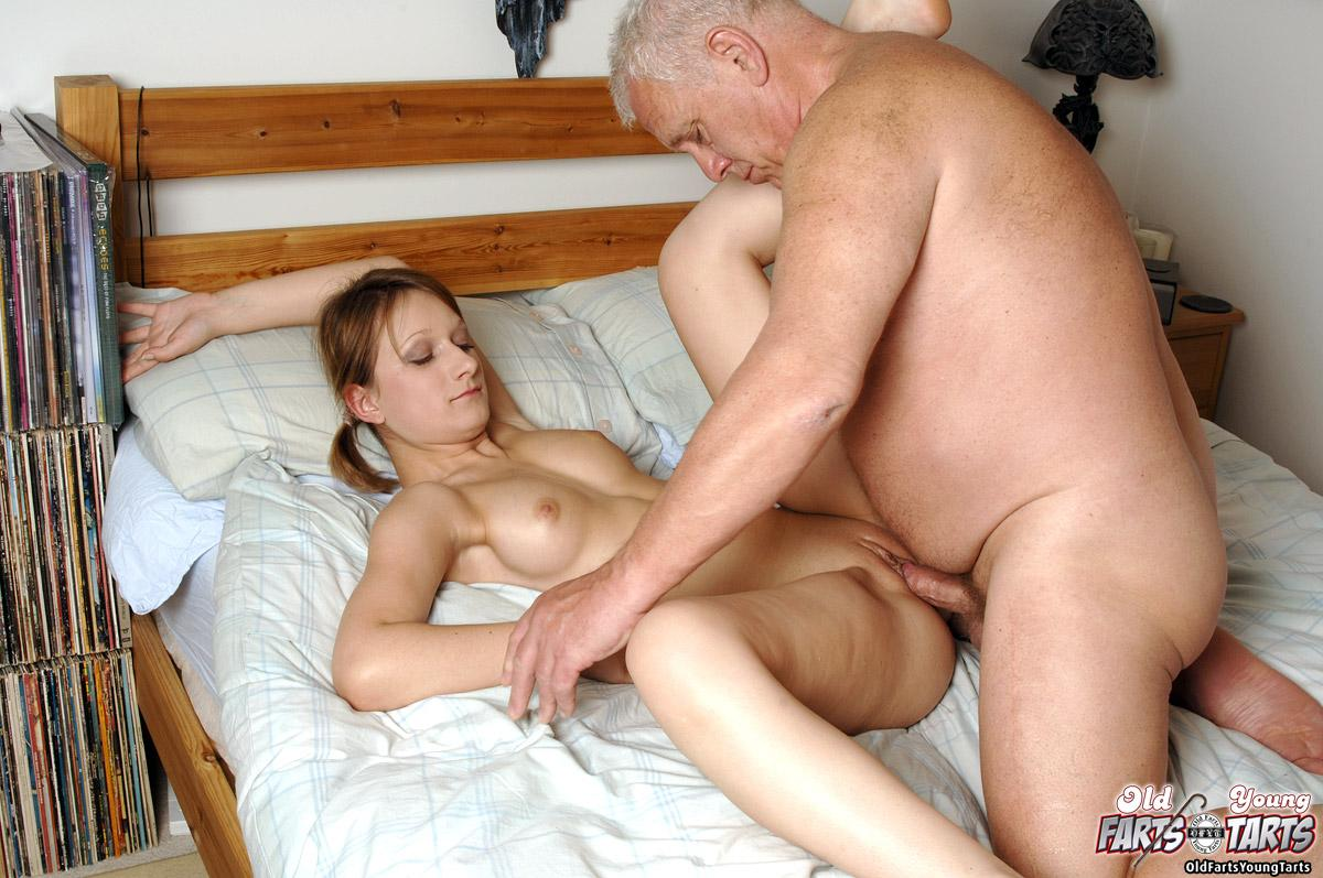 Old and yung porno