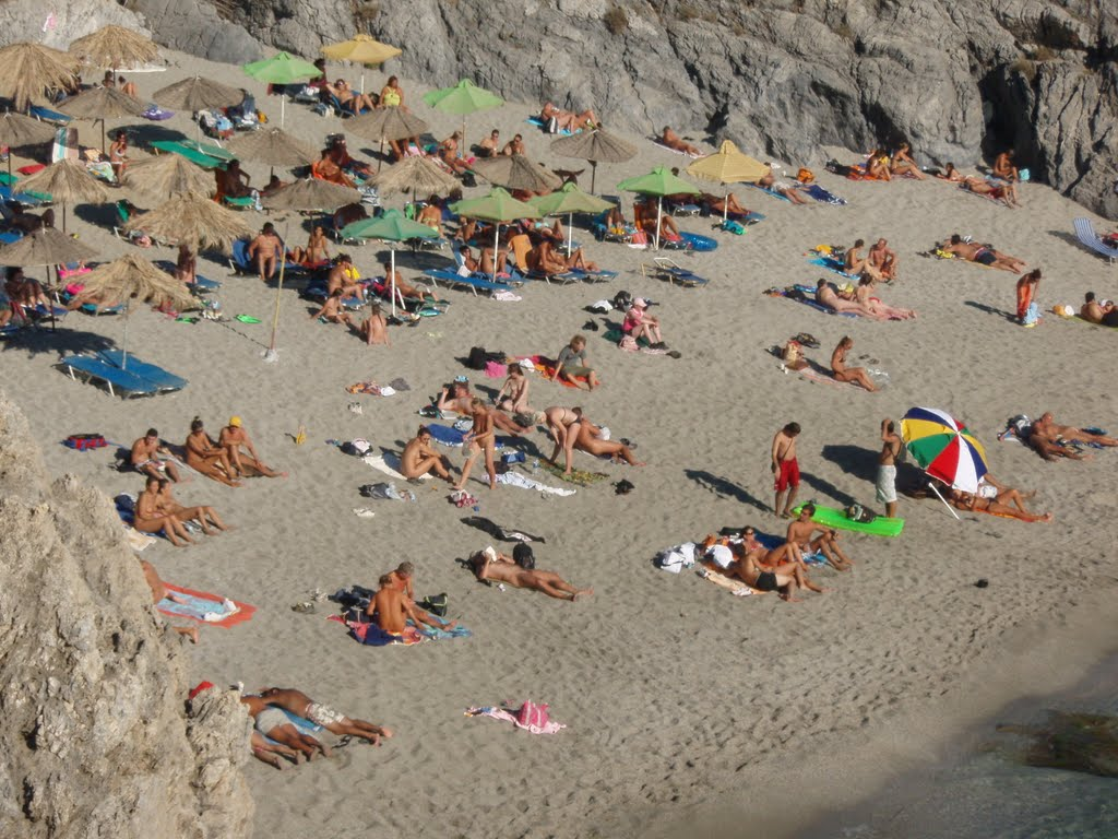 Google earth nudist beaches
