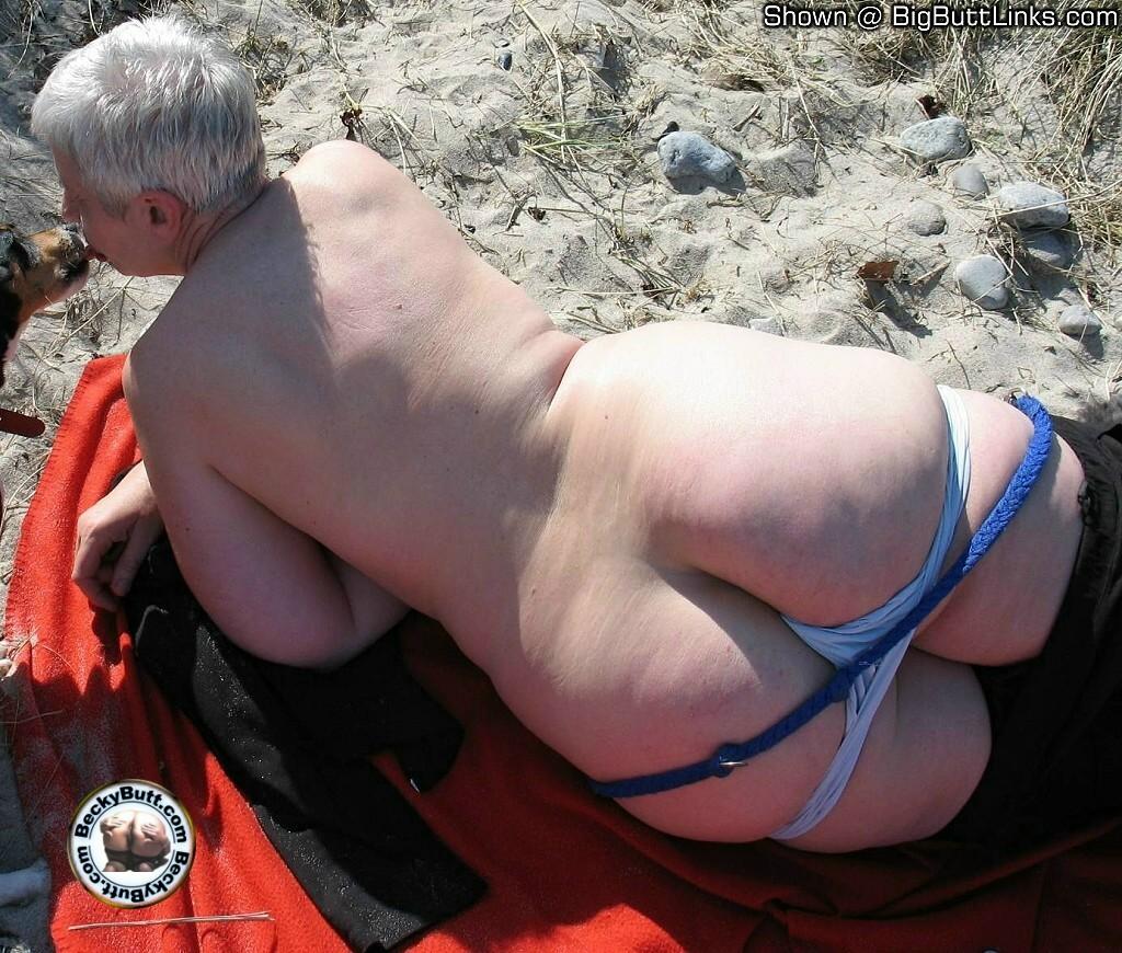 fat ass booty butt Beckybutt bbw big