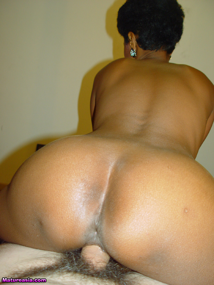 Big ass mature black women