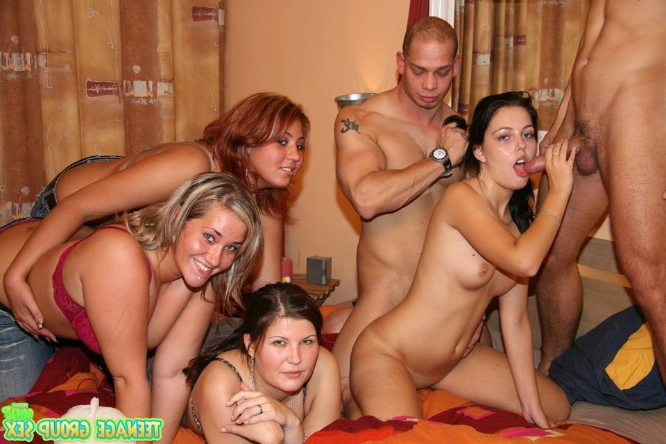 Vid, Group porns pictures has nice