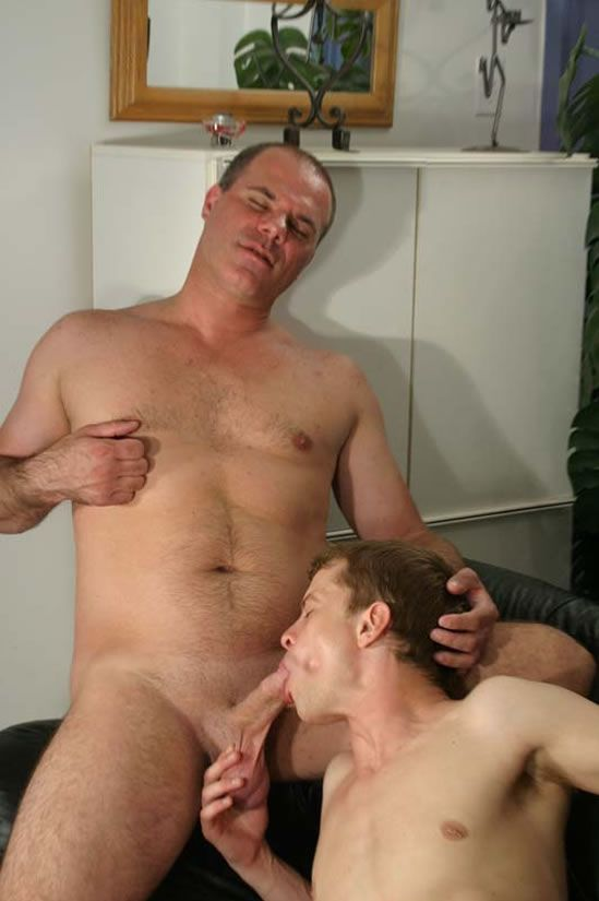 His first huge cock tube
