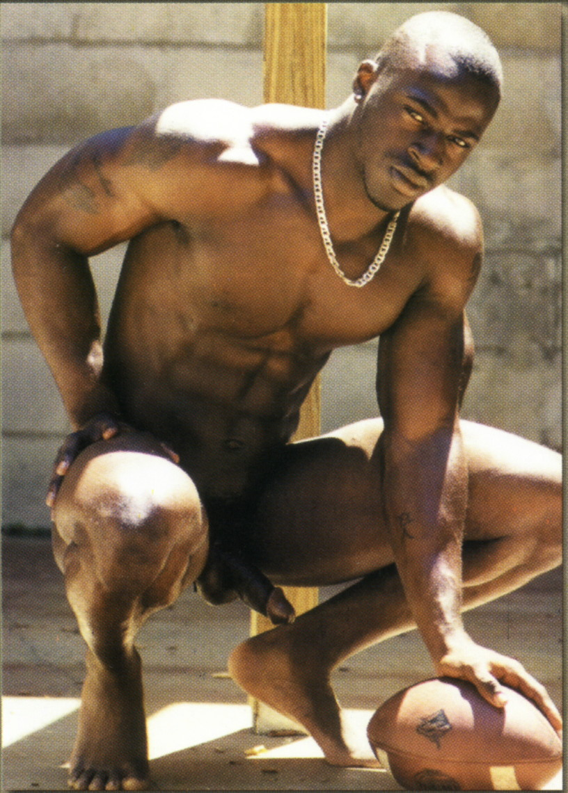 Muscular Naked Black Football Players | Gay Fetish XXX