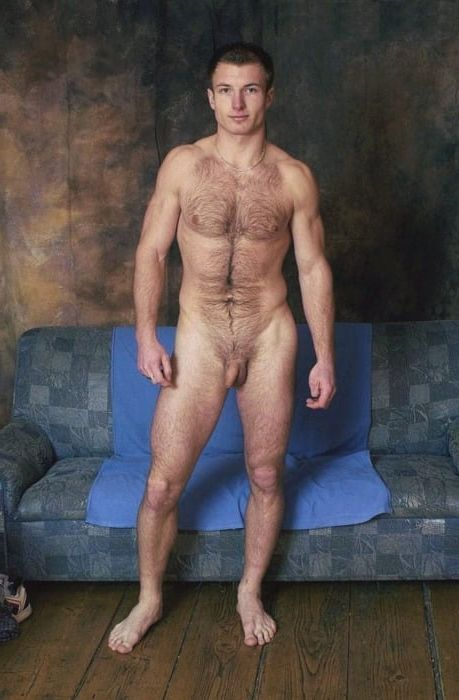 Interesting Full frontal naked male