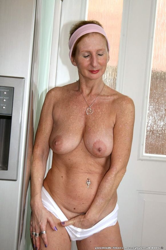 Tits mature nice woman with