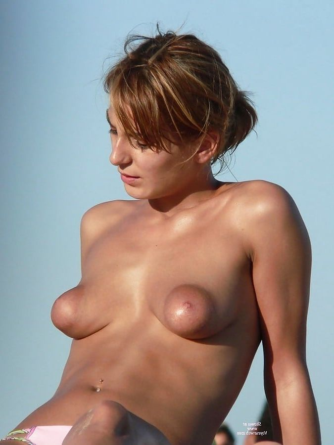 large puffy nipples nude