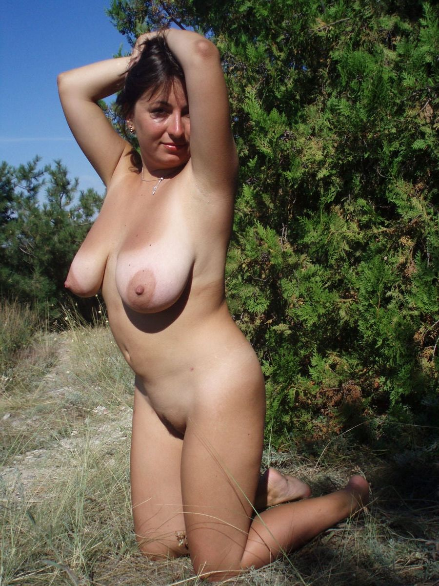 Idea Really Russian mature naked