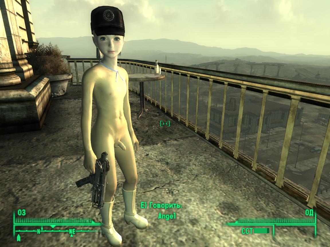 Fallout 3 порно онлайн