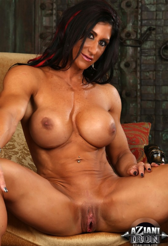 Muscle Woman Porn Stars