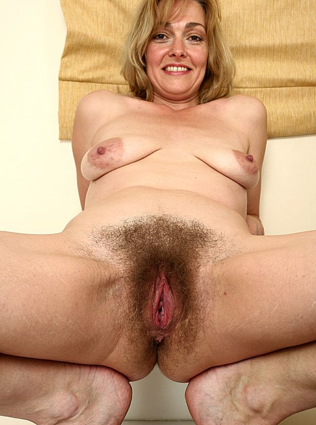Free hairy over 50 sex