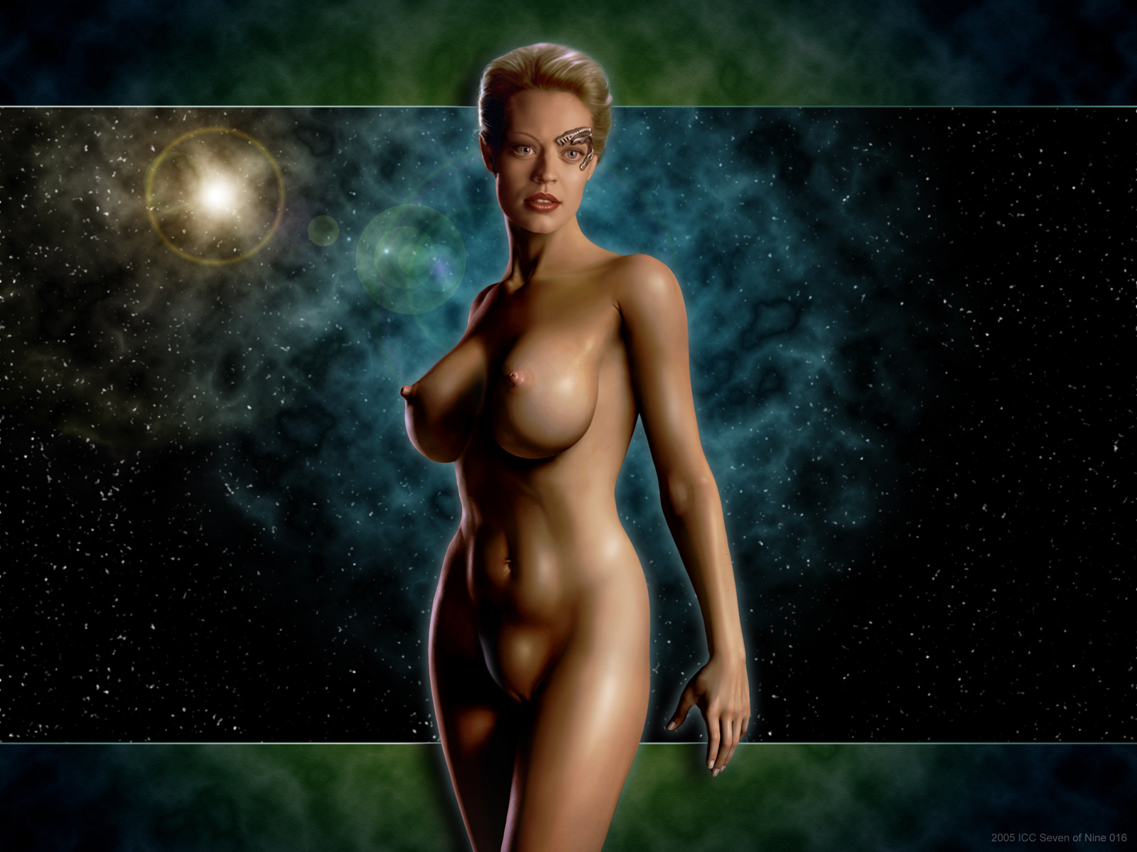 star trek ladies nude