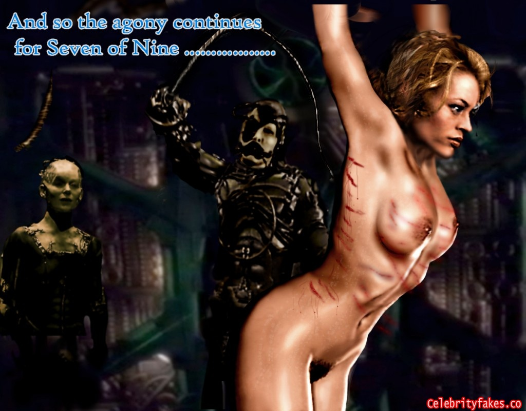 Seven of nine sex with