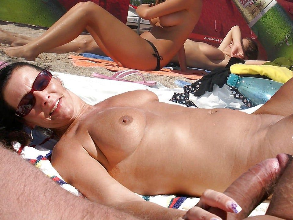 Are mistaken. naked girls and guys having sex at the beach think