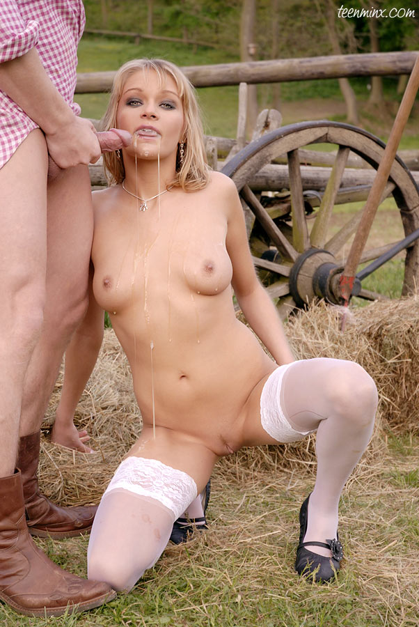 Farm girl calendar nude