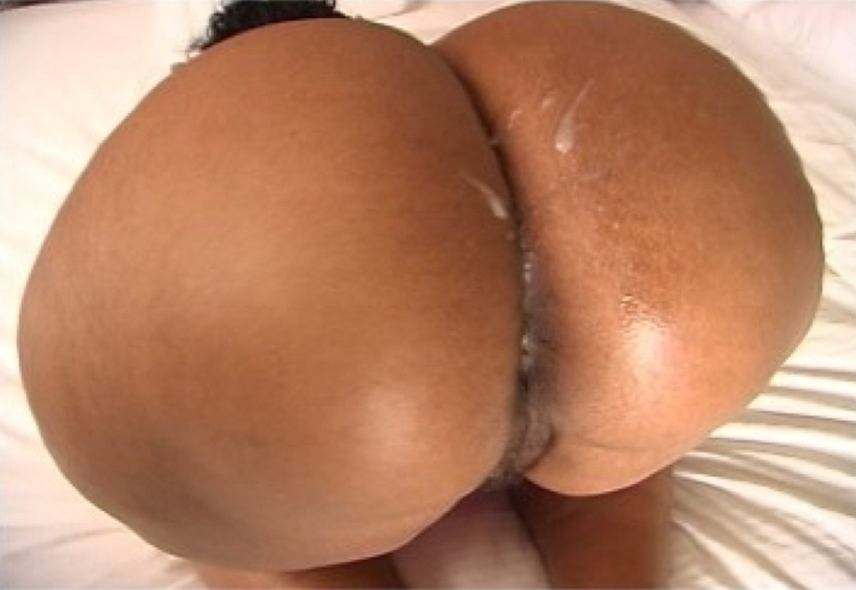 Nude black girls ass hole