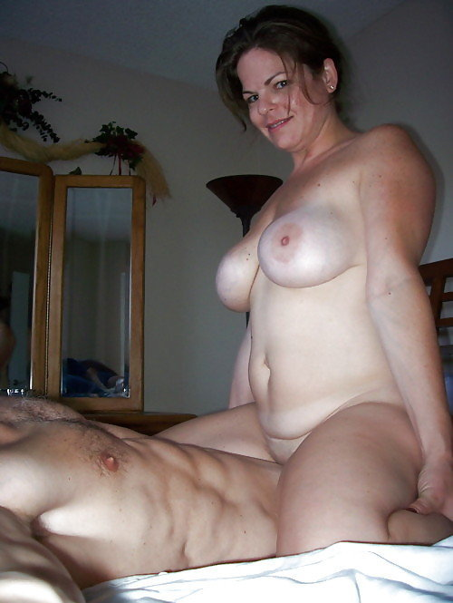 Amateur Woman Riding Cock
