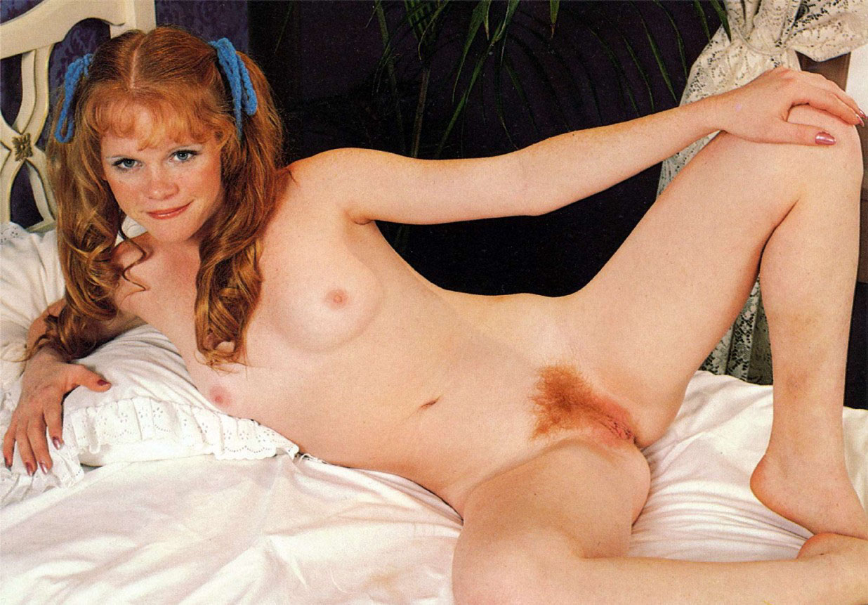 Are hairy female redhead nudist