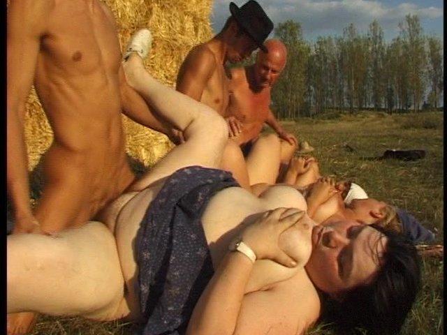 любительское порно в ферме