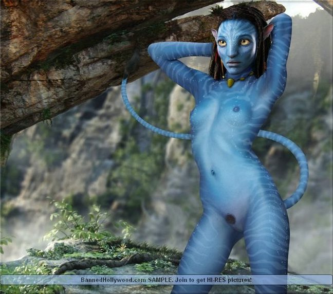 Can avatar show naked pics