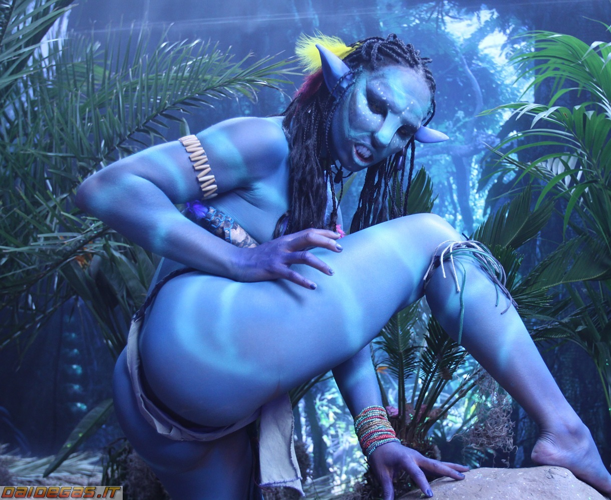 from Ryan naked girls from avatar the movie
