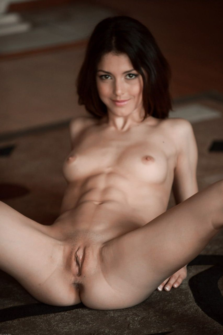 from Reuben women with abs nude