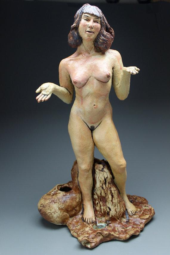 Sexy Nude Naked Woman Italian Statue Sculpture Figurine Vitt Xhamster Com 1