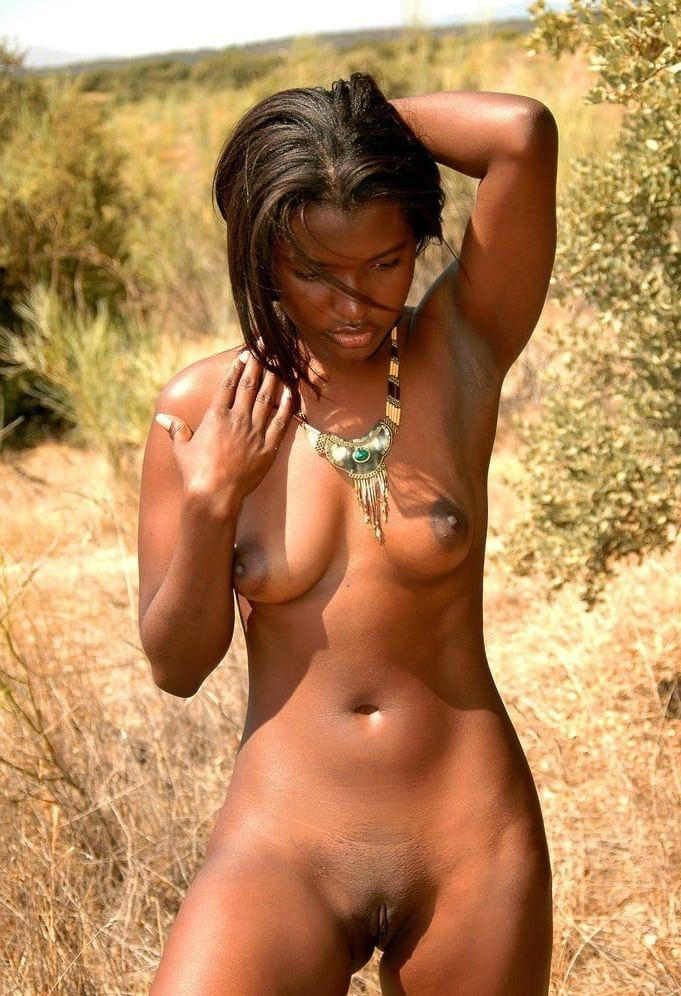 east african naked women