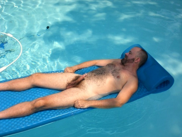 Apologise, but, Men naked swimming pool are not