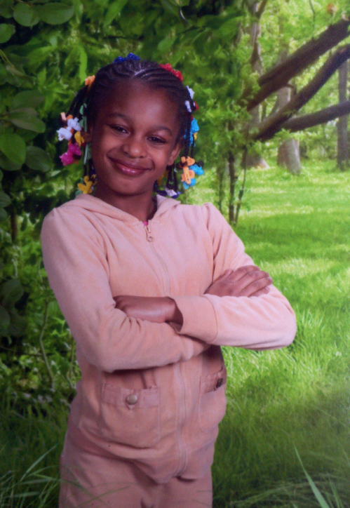 9 Year Old Black Girl