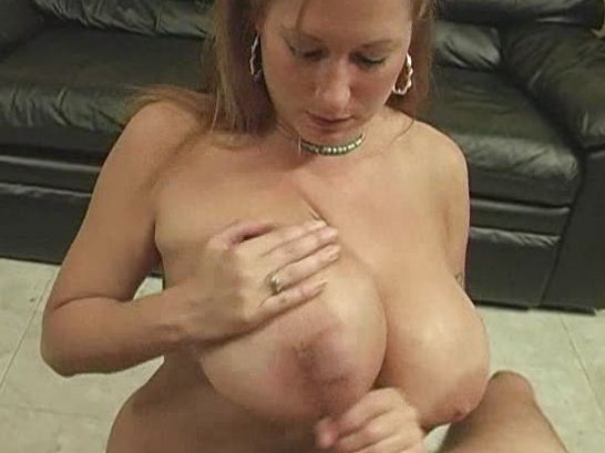 Mature Big Tits Cleaning