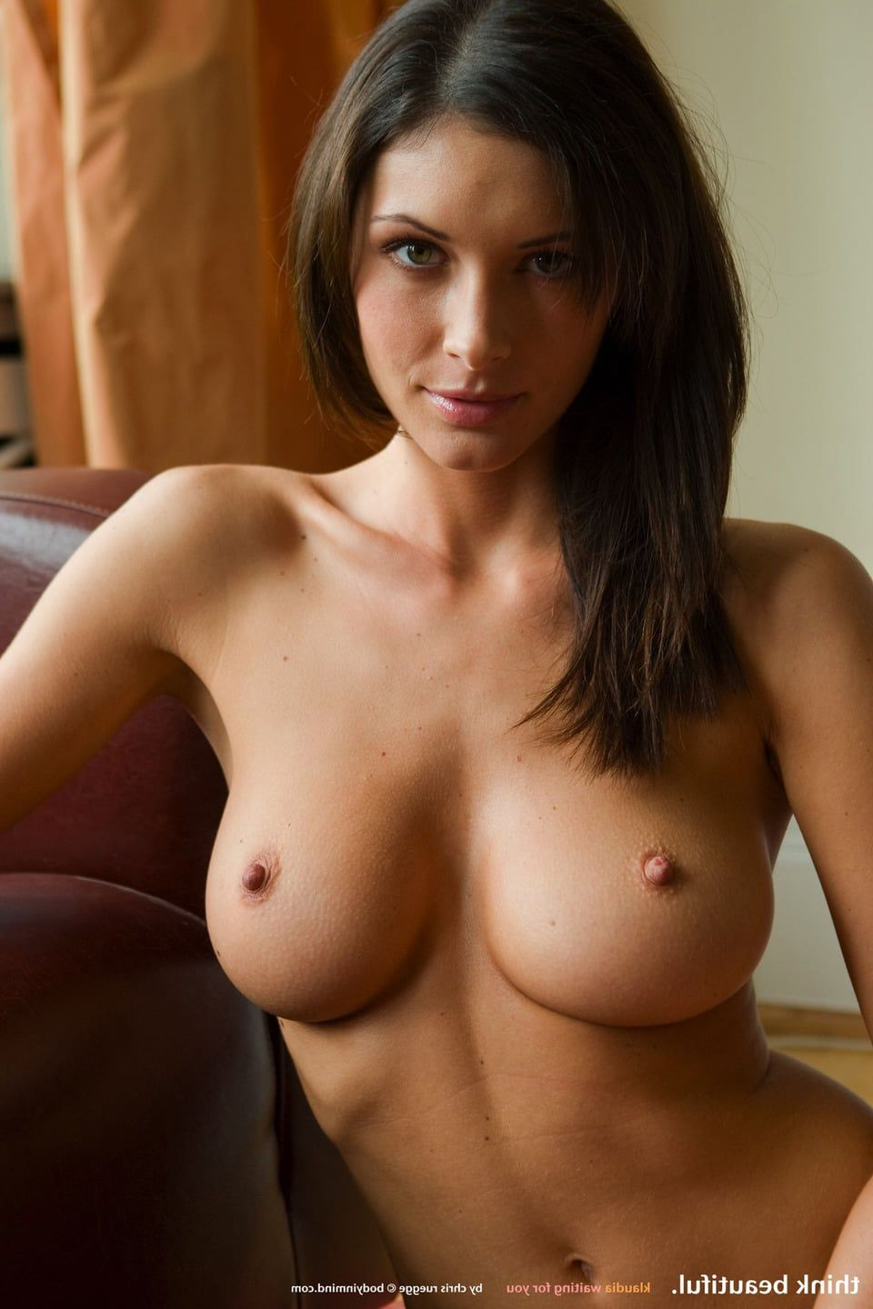 Big tits and small nipples