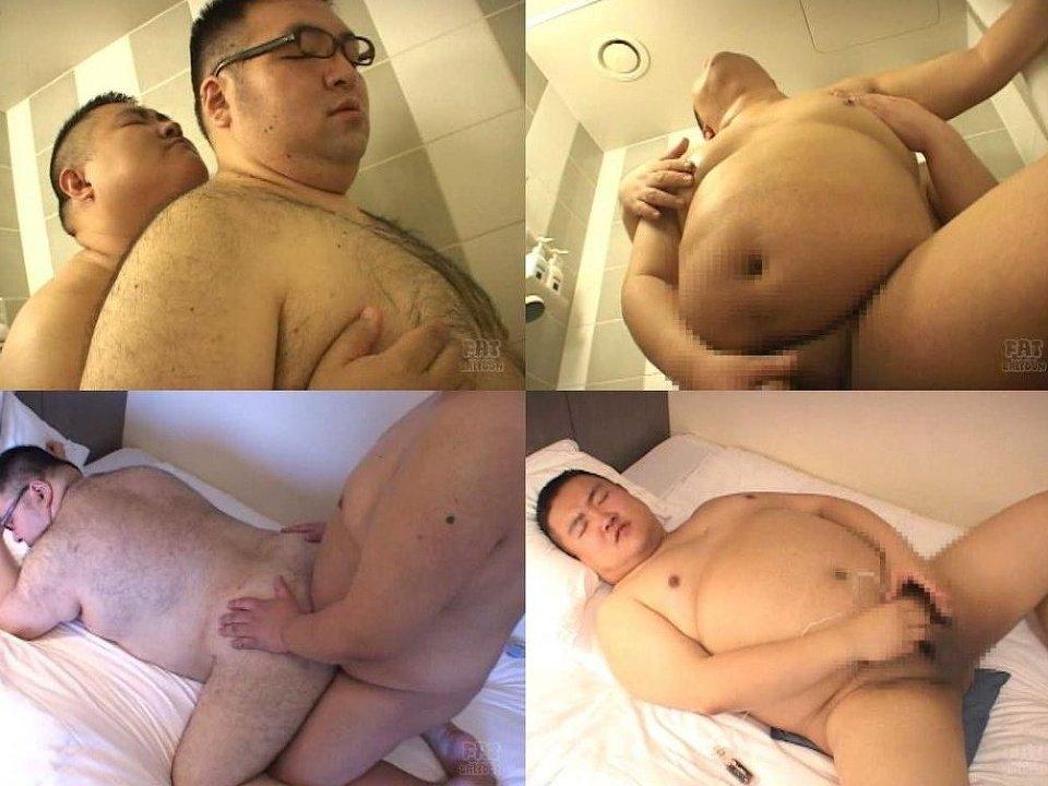 huge gay dudez