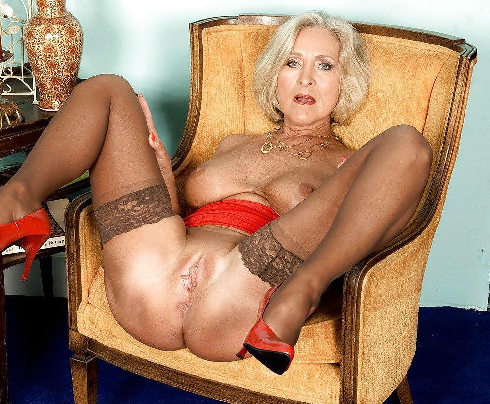 леди в возрасте порно