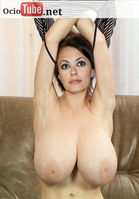 Fat women big boobs nude