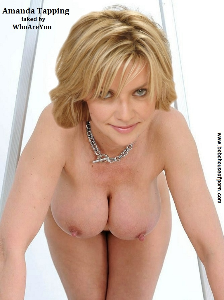 Excellent nude amanda tapping rare good