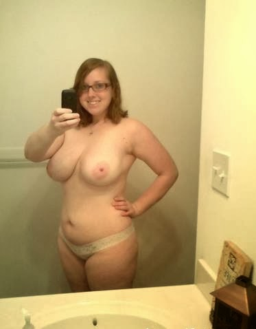 amature bbw self shot