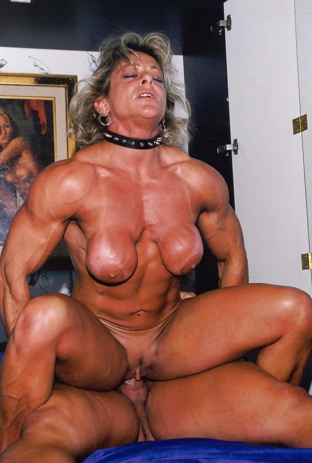 Female bodybuilding porno
