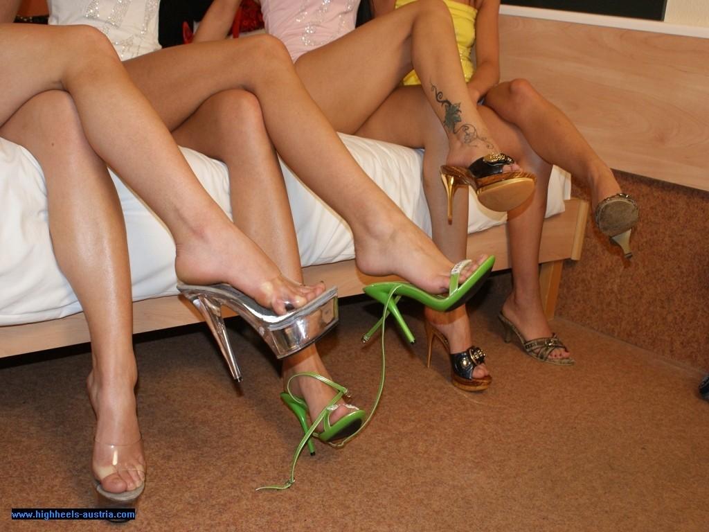 sexy high heels fetish № 37735