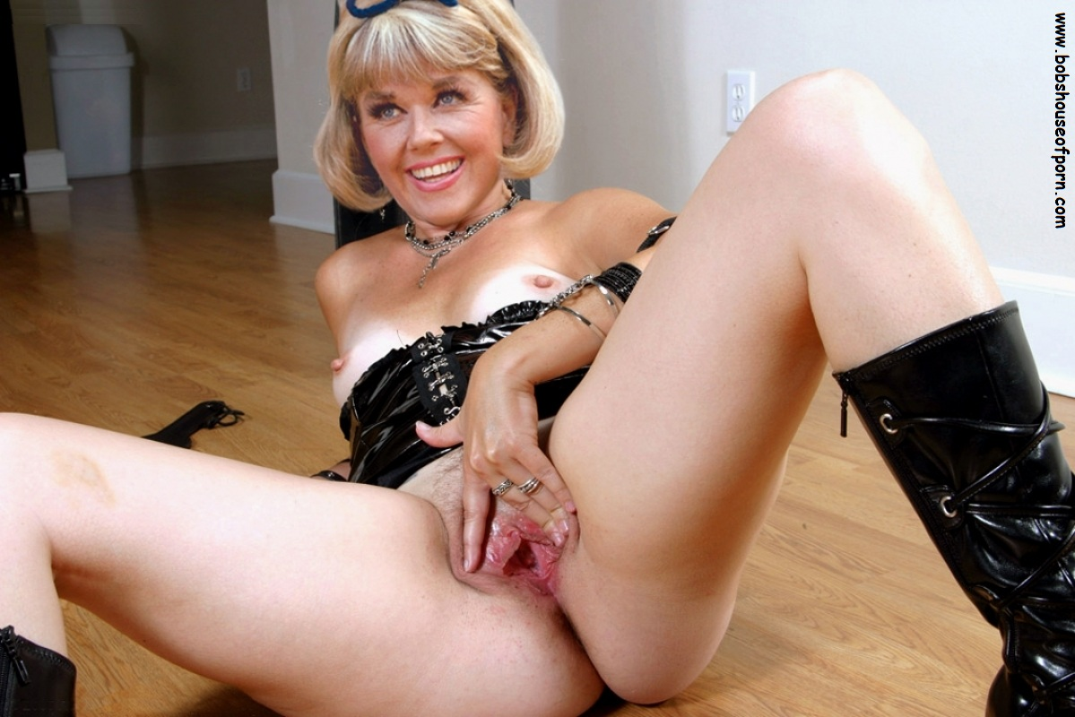 Porn fake Doris day