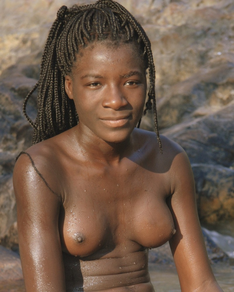 african native nude
