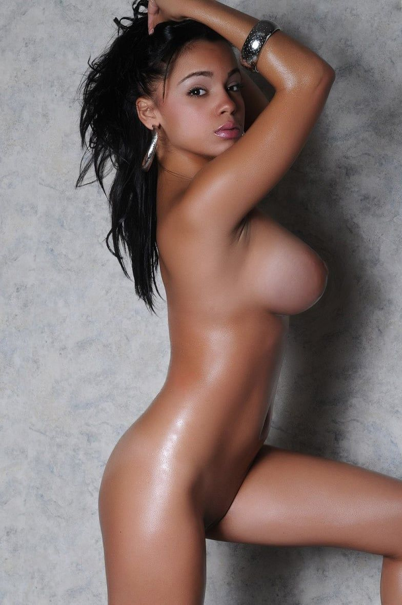 Hot biracial babes nude can not