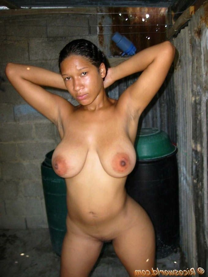 Nude beautiful dominican women