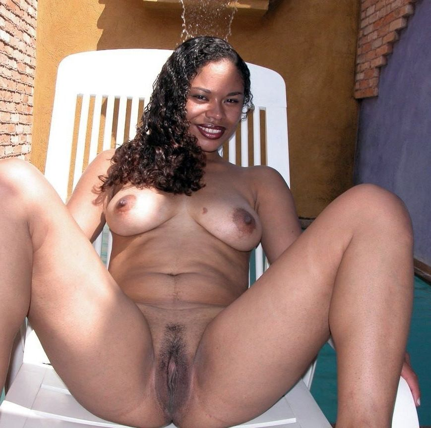 Thick light skin black girl porn really