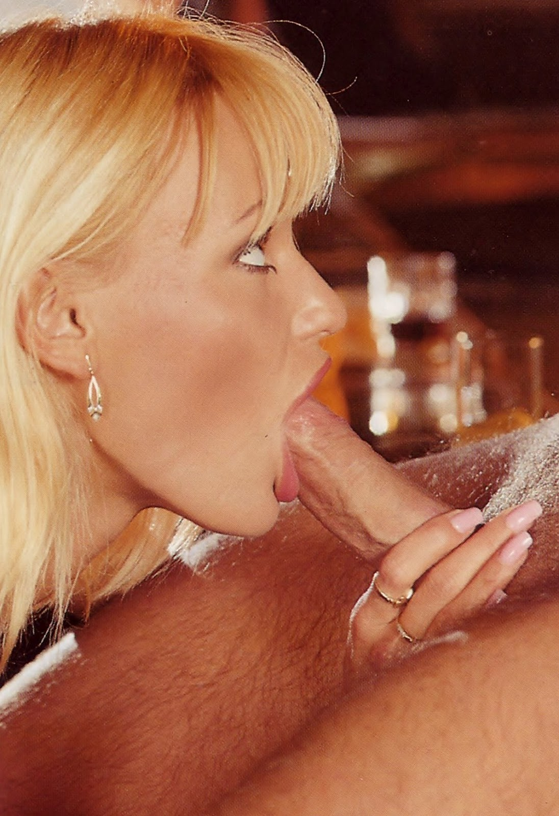 анита блонд и молоко