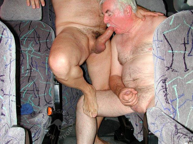 Old gay sperm xxx